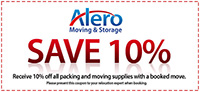 Ten Percent Off Packing